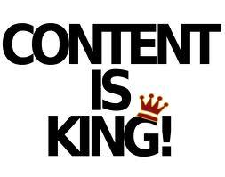 blogging content
